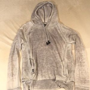 Men's Rusty Long Sleeve Stylish Hooded T Shirt